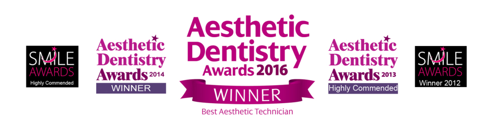 Aesthetic Dentistry Technician of the Year BACD Accredited technician
